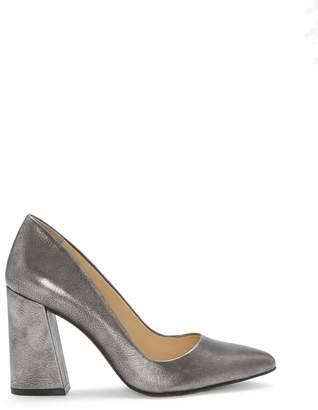 7688253e503 Grey Glitter Heels - ShopStyle