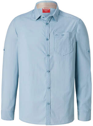 Craghoppers Men NosiLife Tatton Long-Sleeve Shirt from Eastern Mountain Sports
