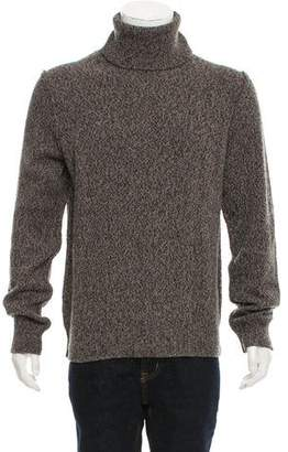 Dolce & Gabbana Virgin Wool Cowl Neck Sweater