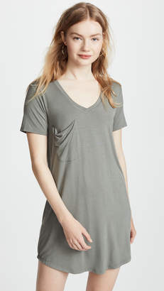 Z Supply The Pocket Tee Dress