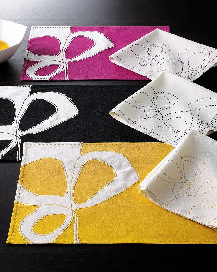 Diane von Furstenberg Each Silhouette Napkin