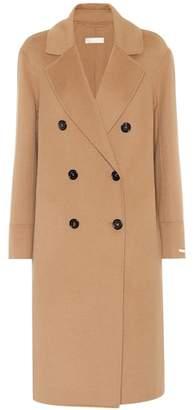 Max Mara S India wool and angora coat