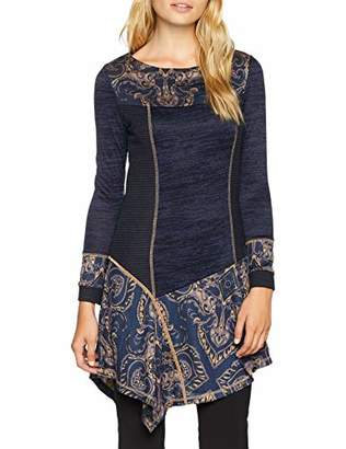 Joe Browns Women's Royalty Tunic Long Sleeve Top