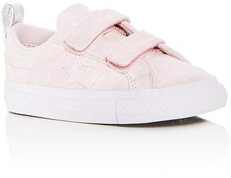 Converse Girls' One Star 2V OX Sneakers - Baby, Walker, Toddler