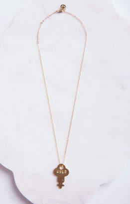 Show Me Your Mumu The Giving Keys ~ Dainty Necklace ~ WILD ~ Gold