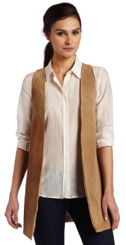 WGACA What Goes Around Comes Around Women's Pallenberg Vest Shirt