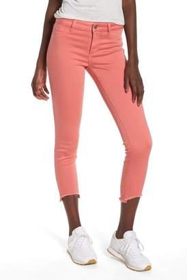 DL1961 Florence Instasculpt Crop Skinny Jeans (Sunset)