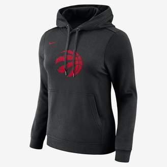Nike Toronto Raptors Women's Fleece NBA Hoodie