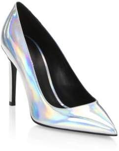 Balmain Daphne Mirror Pumps