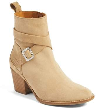 Hunter Refined Water Resistant Strappy Boot (Women)