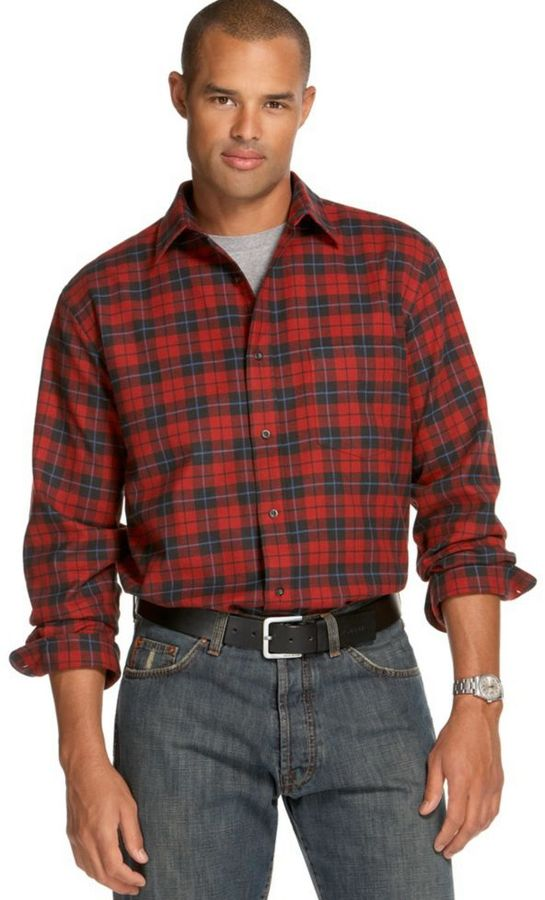 Club Room Flannel Shirts