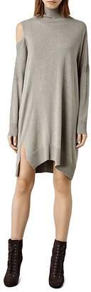ALLSAINTS Cecily Turtleneck Dress $230 thestylecure.com