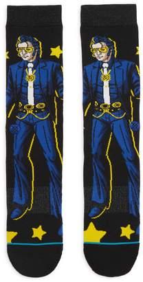 Stance Elvis Star Socks