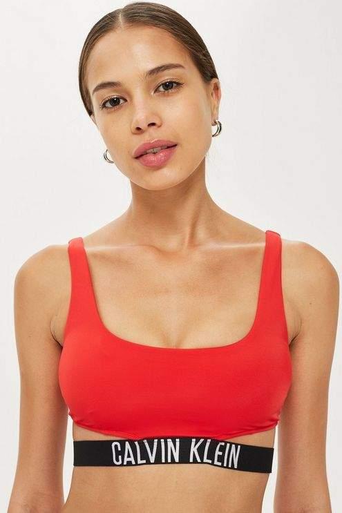 **Calvin Klein Detail Bralet