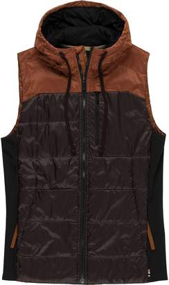 Smartwool Double Propulsion 60 Hooded Insulated Vest - Men's