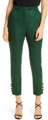 Erdem Bernadina Slim Crop Pants