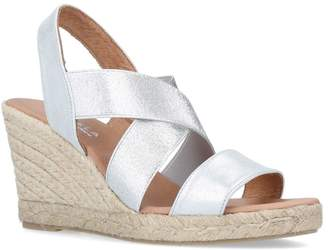 Carvela Shady Wedge Sandals