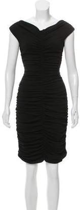 The Row Ruched Hali Dress w/ Tags