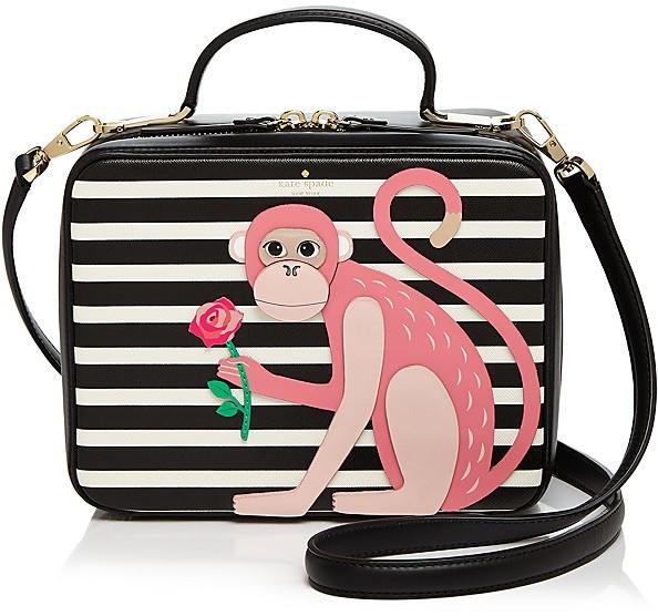 Kate Spadekate spade new york Monkey Casie Leather Satchel
