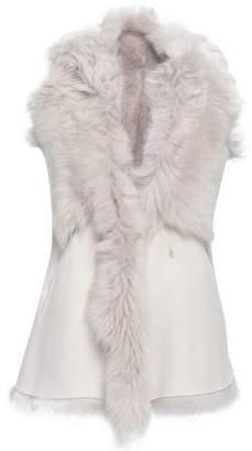Karl Donoghue Reversible Shearling Vest