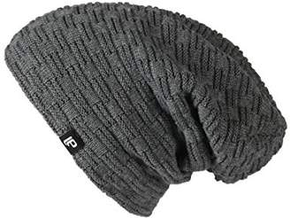 e613d01caddd85 Lower East Men's Winter Hat / Beanie, Gray, ...