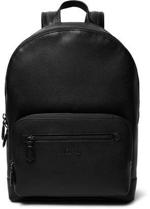 Polo Ralph Lauren Full-Grain Leather Backpack
