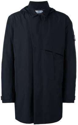Stone Island casual hooded coat