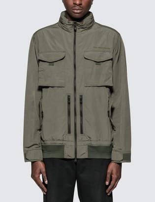 White Mountaineering Nylon Taffeta M65 Jacket