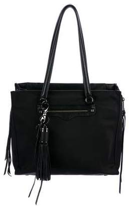 Rebecca Minkoff Always On Side Zip Regan Nylon Tote