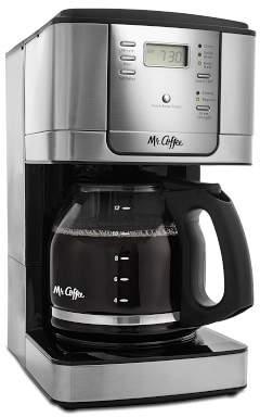 Williams-Sonoma Williams Sonoma Mr Coffee JWX Series 12-Cup Programmable Coffee Machine