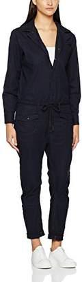 G Star G-Star Women's D03554-5267-4213 Plain Long Sleeve Jumpsuit,Medium (Manufacturer Size:M)