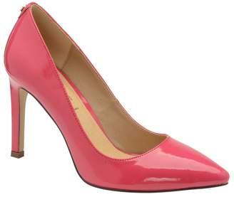 Ravel Fuchsia 'Edson' Ladies Stiletto Heeled Court Shoes