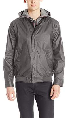 Kenneth Cole New York Men's Baseball Jacket