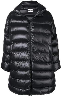 Hache oversized puffer coat
