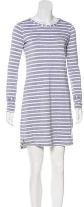 Max Studio Stripe Knit Dress