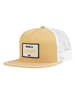 RVCA Men's Billboard Trucker HAT
