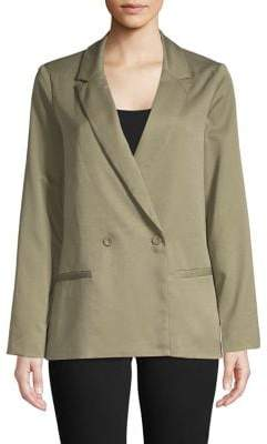 The Fifth Label Sundial Double-Breasted Blazer