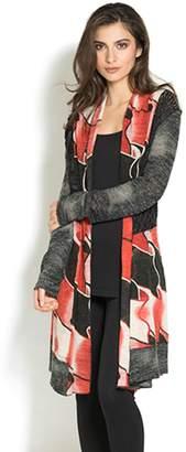 Adore Multimedia Knit Cardigan