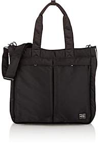 Porter Men's Tanker Tote - Black