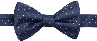 Ryan Seacrest Distinction Fairfax Pin Dot To-Tie Bow Tie, Only at Macy's $49.50 thestylecure.com