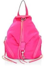 Rebecca Minkoff Convertible Mini Julian Leather Backpack