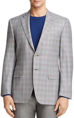 Canali Houndstooth Classic Fit Sport Coat $1,495 thestylecure.com