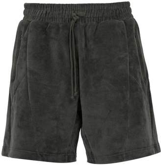 Phipps - Cotton Terry Shorts - Mens - Grey
