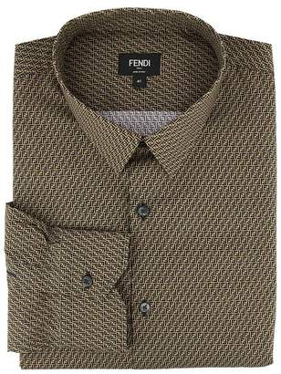 Fendi Shirt Shirt Men