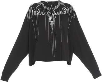 Marcelo Burlon County of Milan Stitching Wings Sweatshirt