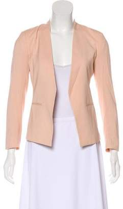 Theory Structured Open-Front Blazer