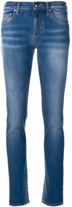 Jacob Cohen stonewashed skinny jeans