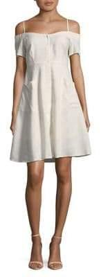 ASTR the Label Classic Cotton Shift Dress
