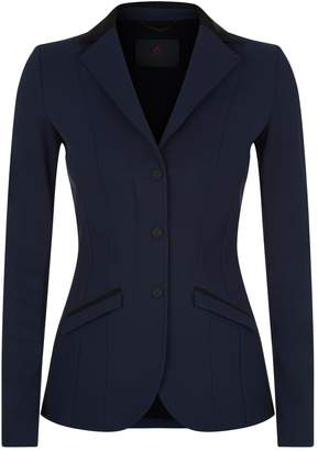 Cavalleria Toscana Notched Lapel Riding Jacket