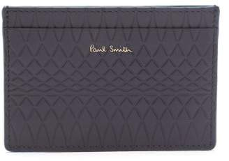 Paul Smith - No.9 Leather Cardholder - Mens - Black